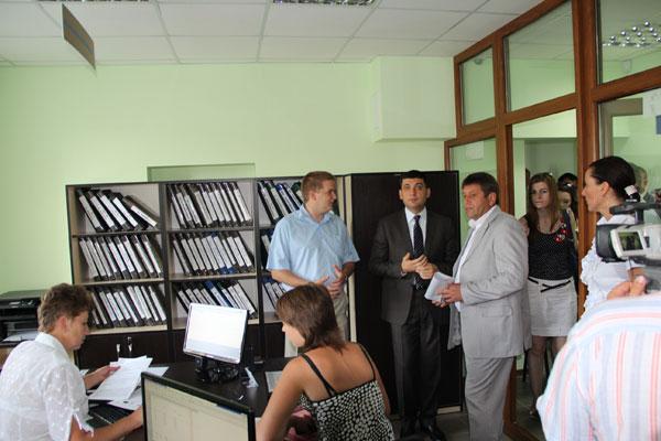 Новий Центр обслуговування споживачів на Київській