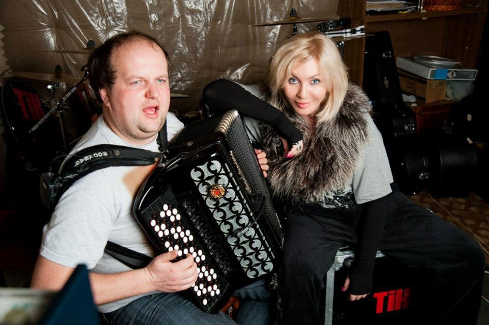 Ірина Білик приїхала до ТІКа у Вінницю на репетицію  всеукраїнського туру