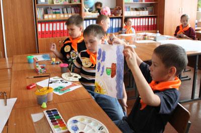 Роботу пришкільних таборів перевіряє мер міста Володимир Гройсман