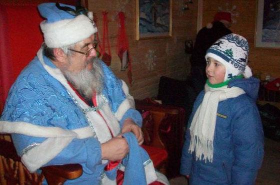 Вінницький Дід Мороз