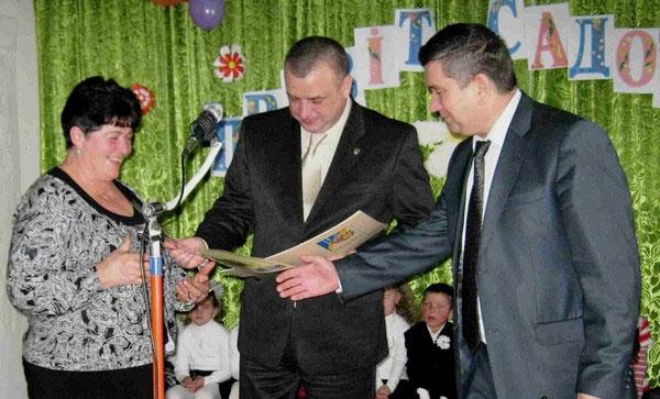 Відкриття нових дитячих садичків в Немирівському районі