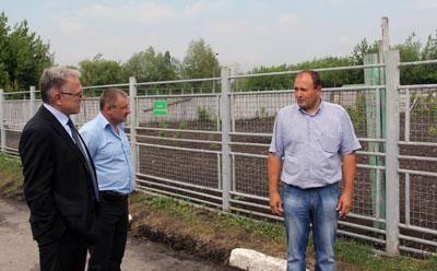 Сергій Татусяк відвідав Вінницький зоопарк