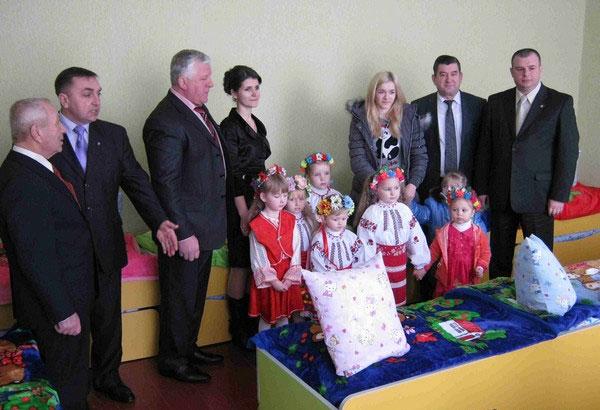 Нові дитячі садички в Немирівському районі