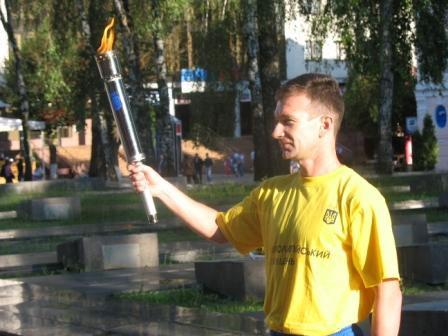 Андрій Ковенко майстер спорту міжнародного класу зі спортивної ходьби, учасник Олімпійських ігор в Пекіні