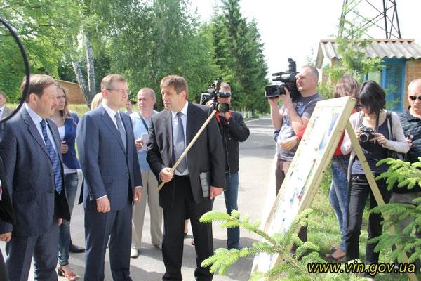 Віце-прем'єр-міністр України у Вінниці. Олександр Вілкул провів виїзну нараду на КП «Вінницяоблводоканал»