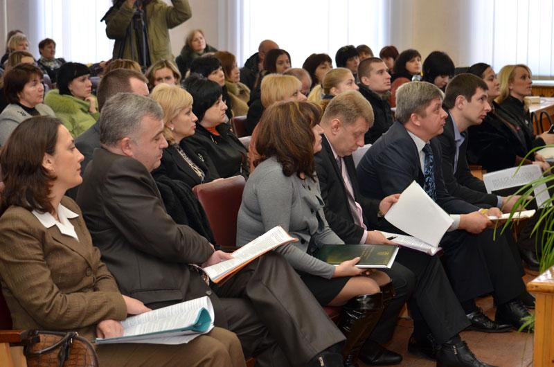 Конференція з питань підприємництва провели у Могилів-Подільському