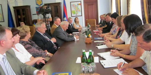 Вінницька область підпише угоду про співпрацю з Мазовецьким воєводством Польщі