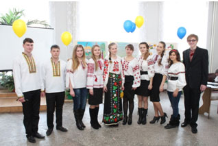 Тиждень української мови – відзначав Вінницький коледж НУХТ