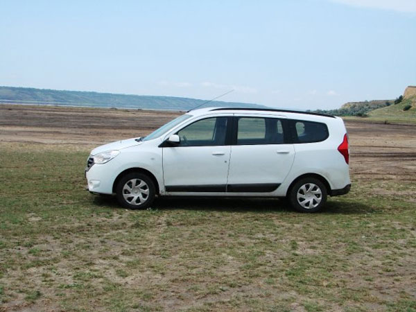 7-ми местный Renault Lodgy
