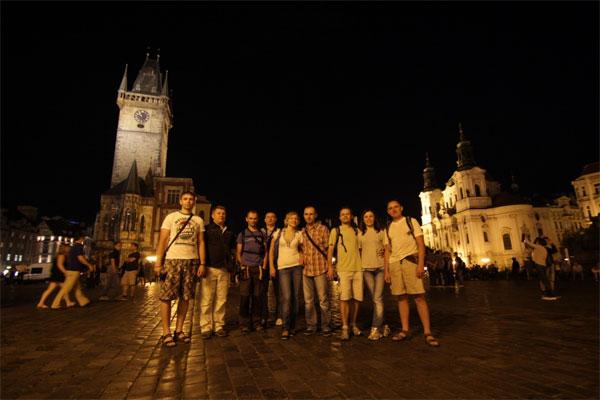 прогулянки у Празі