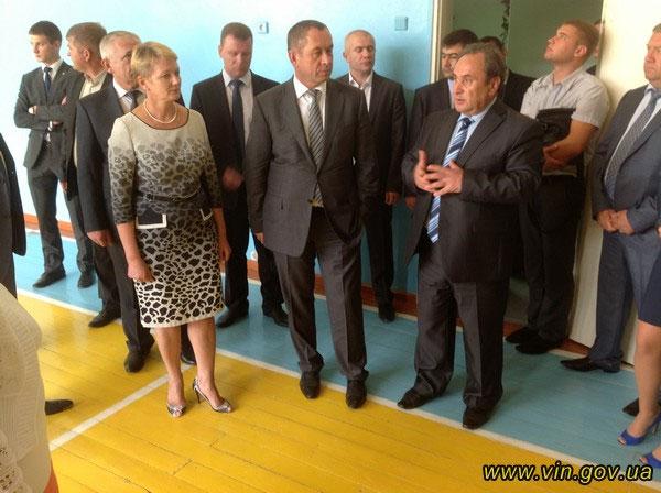 Вінницька делегація перебуває з робочим візитом у Калузькій області Російської Федерації.
