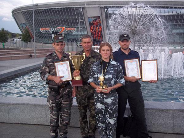 Збірна команди УМВС Вінницької області