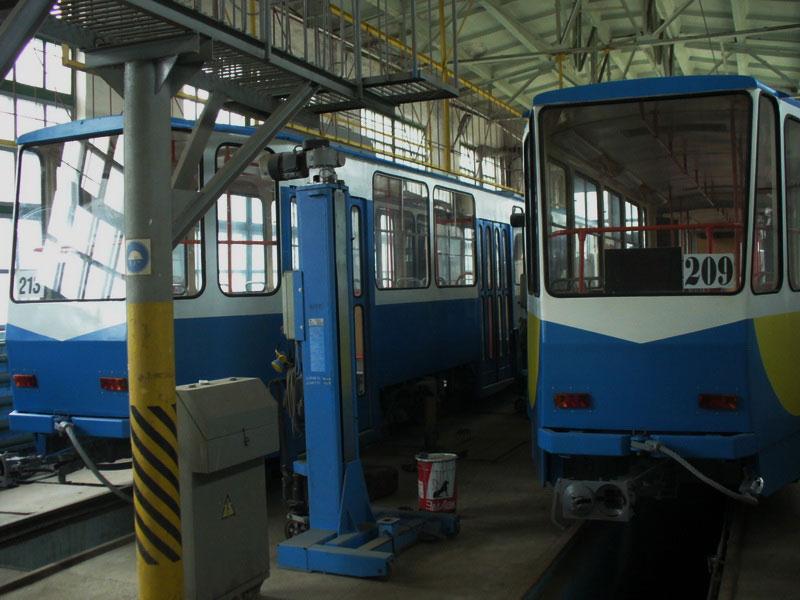 Вінницькі трамваї для Львова