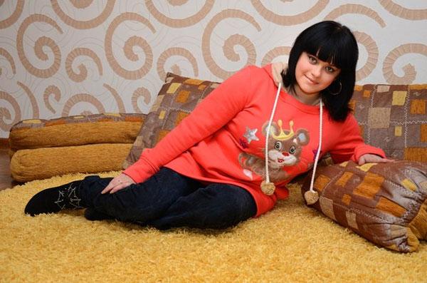 Наталя Видайко, учасниця конкурсу