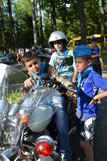 ДАІ нагадує дітям Правила дорожнього руху
