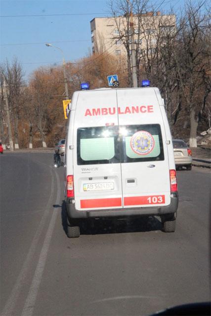 Державтоінспекція Вінниччини проводить профілактичні заходи  щодо правил переважного проїзду транспортних засобів спеціального призначення