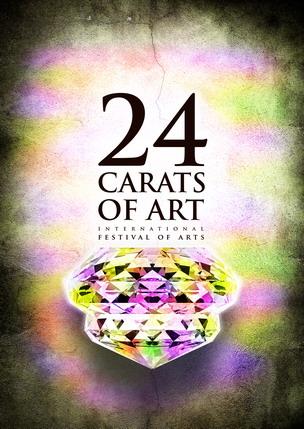24 carats of art