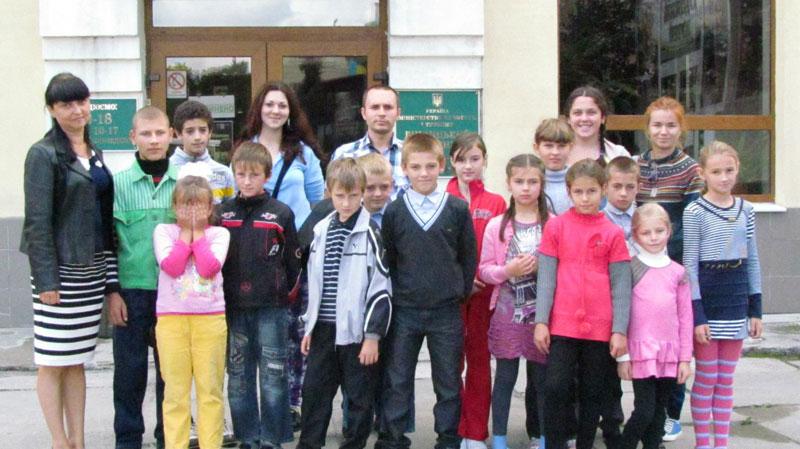 Школярі з Іллінців побували на  еккурсії у Вінниці