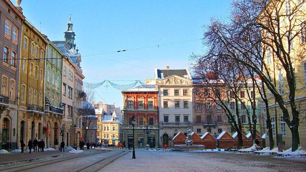 Львів: під покровом святого Миколая