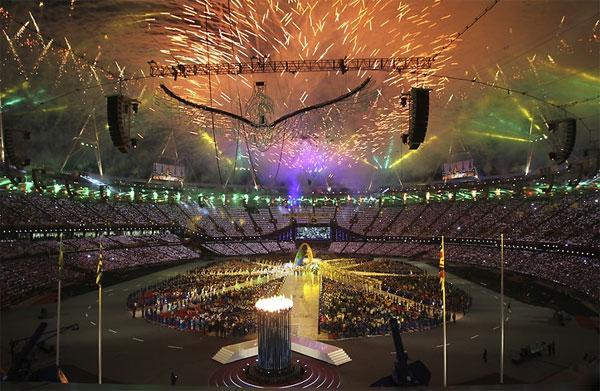 Закриття Олімпійських ігор- 2012 у Лондоні