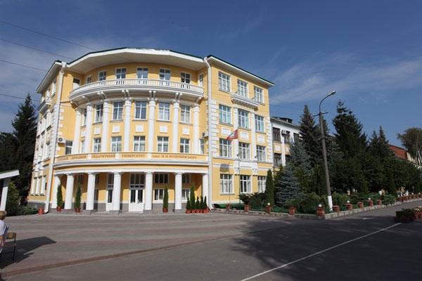 Головний корпус ВДПУ, вересень 2012 р.