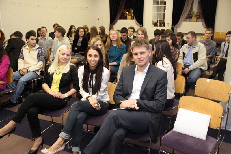 Учасники семінару