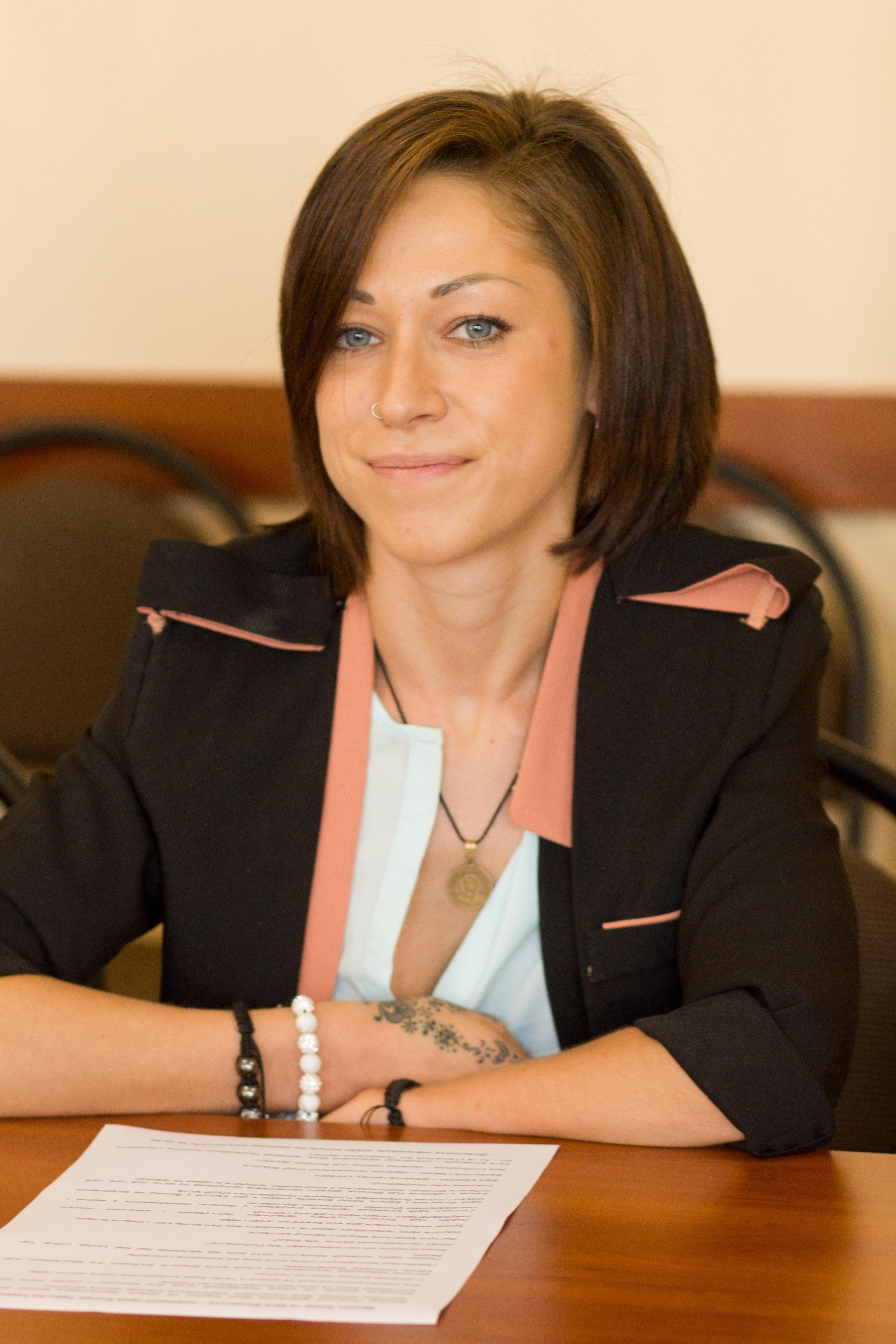 Катя Білявська