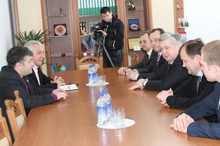 Депутати гагаузького законодавчого органу і Вінницької облради