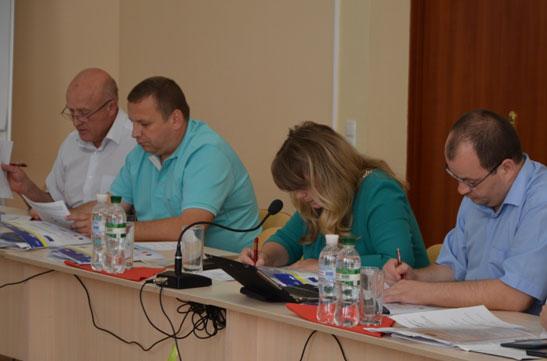 У Вінницькому  апеляційному адміністративному суді відбувся дводенний семінар