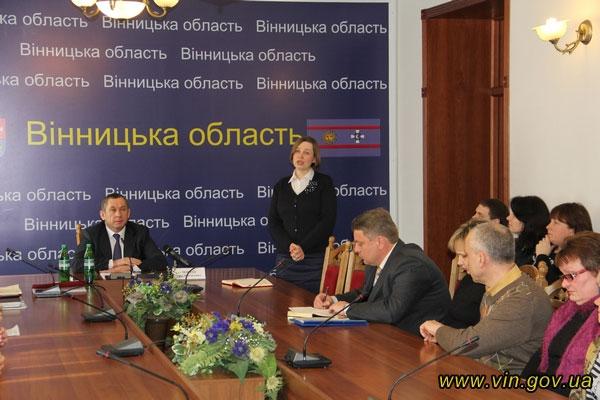 Іван Мовчан представив нового керівника Департаменту соціальної політики облдержадміністрації