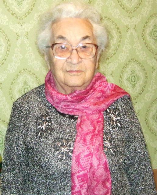 Нина Петровна Сердечная