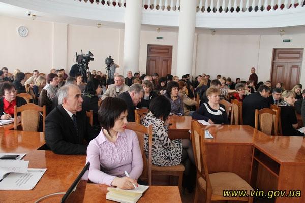 присутні на прес-конференції Івана Мовчана
