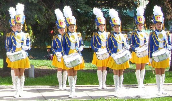 Вінницький ансамбль барабанщиць