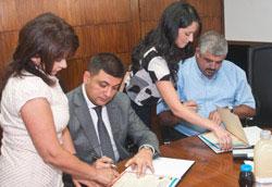Міський голова Володимир Гройсман підписав договір щодо побратимства між ізраїльським та українським містом