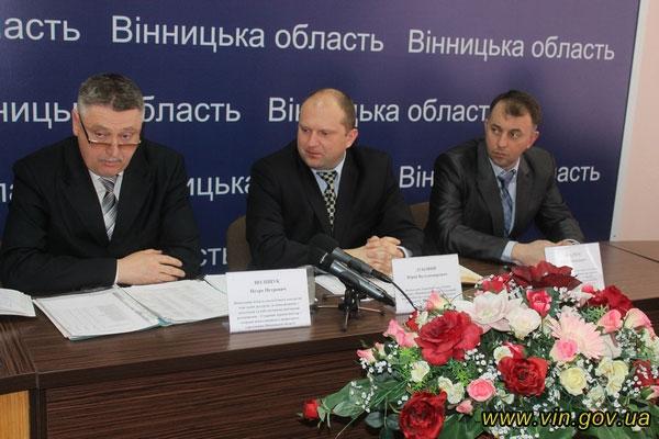 Ігор Осадчук, Юрій Дубовий, Петро Поліщук