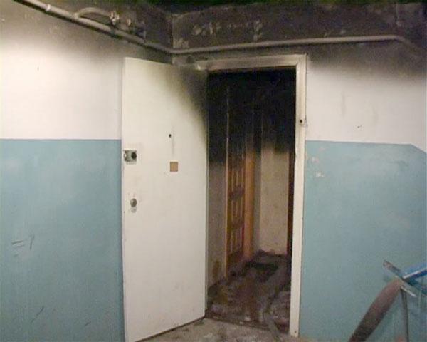 В одній із багатоповерхівок по вул. Київській горіла квартира
