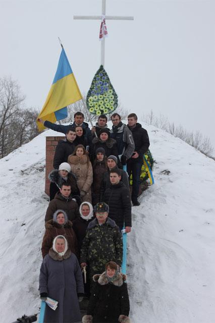 вінницькі студенти з'їздили до Крут
