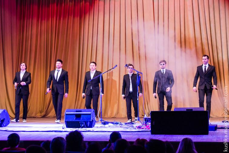 концерт гурту DukeTime