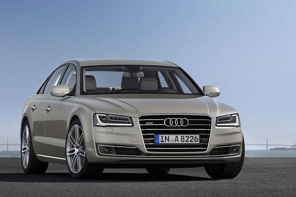 Audi A8 – теперь и матричные фары - Фото 1Audi A8 – теперь и матричные фары - Фото 2