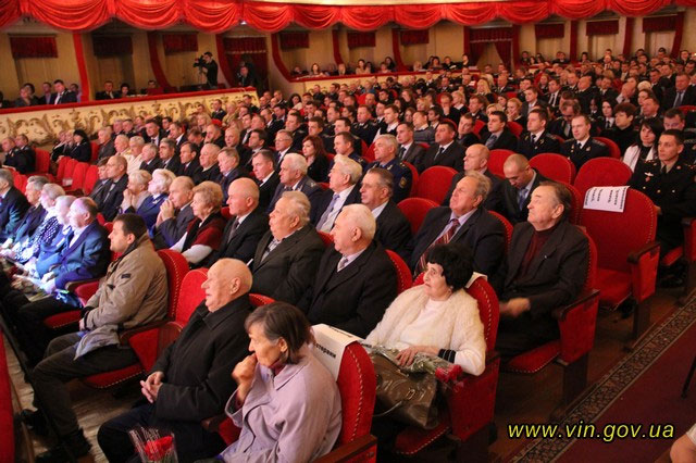 У Вінниці відзначили День працівників прокуратури