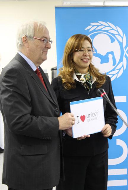 Форум міст, дружніх до дитини, організований Дитячим фондом ООН (ЮНІСЕФ) спільно із Вінницькою міською радою