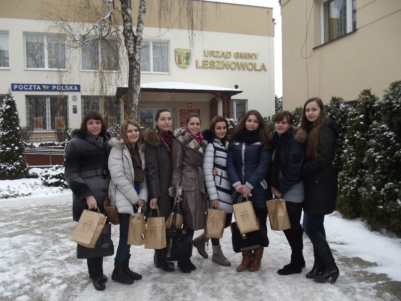Вінницькі студенти відвідали Польщу