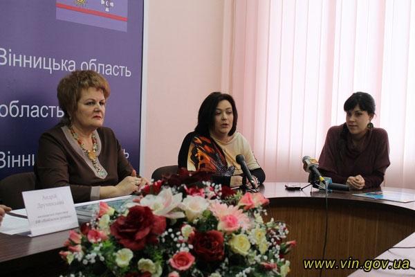 прес-конференція Тетяна Антонець