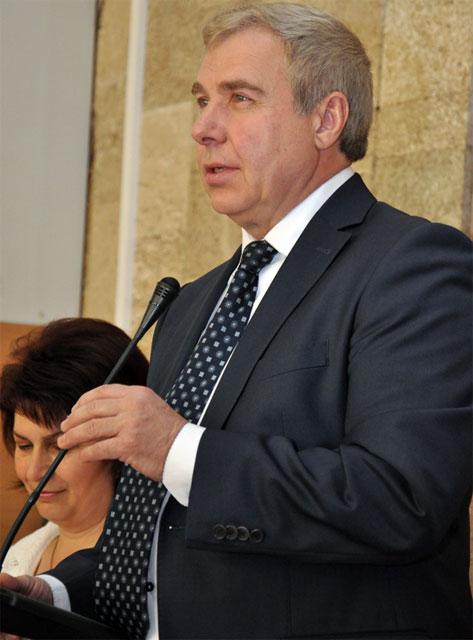 Григорий Николаевич Калетник