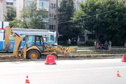 У Вінниці почали розширяти перехрестя Пирогова-Зодчих