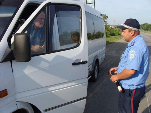 Державтоінспекцією Вінниччини проводиться профілактична робота з попередження аварійності