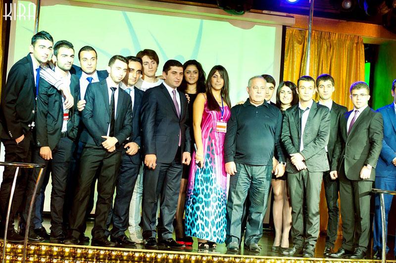 У Вінниці відсвяткували День Незалежності Азербайджану