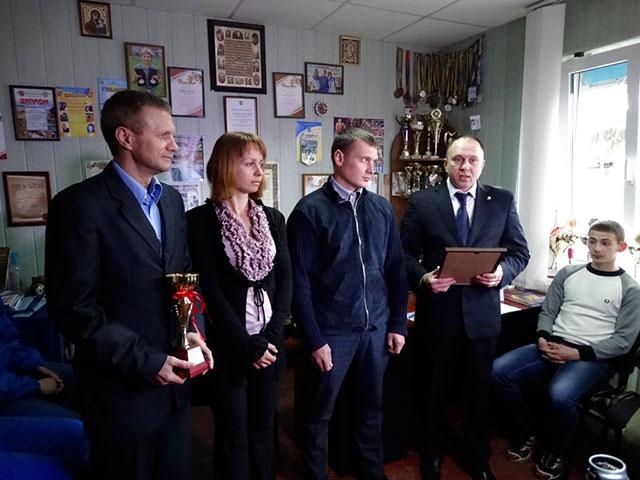 Вінницька спортивна школа №2 зайняла третє місце серед дитячо-юнацьких спортивних шкіл України