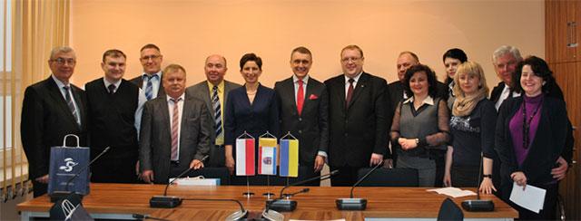 Вінниччина та Польща поглиблюватимуть співпрацю у освітянській галузі