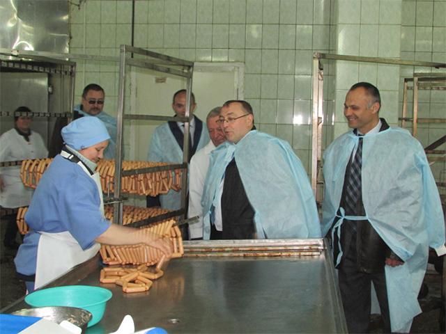 Валерій Коровій із робочим візитом відвідав Літинський район